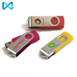Vente en gros Promotionnel Swivel USB Flash Stick Drive