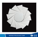 Specchio di immaginazione di figura rotonda/specchio parete del metallo