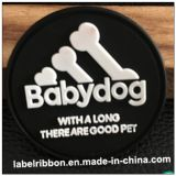 Logo caoutchouc PVC Bestselling Étiquette personnalisée