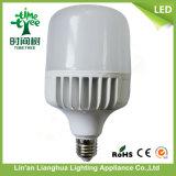 SMD 2835 20W 30W 40W E27 B22 T 모형 알루미늄 LED 전구