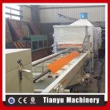 Tuile de toit en acier enduite en pierre faisant la ligne de machine fabriquée en Chine