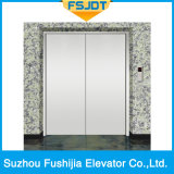 Elevatore del carico del trasporto di Roomless della macchina con il tipo concentrare di apertura 2-Panels