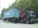 Di Sinotruk HOWO di Self-Lifting del contenitore rimorchio Taz9420tjz semi