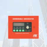 Aw-D116 Comité van het Nummerbord van het Brandalarm van Asenware het Adresseerbare
