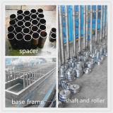 Maquinaria Prepainted da formação de chapa de aço de camada dobro