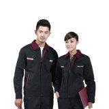 Heißes verkaufendes Unisex-CVC 60/40 Arbeitskleidungs-Baumwolltechnik-Uniform