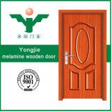 De gunstige Deur van het Hout van de Melamine met Decoratie in Yongkang
