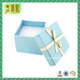 Rectángulo de regalo caliente del papel de la cartulina de la venta con modificado para requisitos particulares