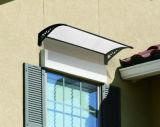 Tenda del tetto di resistenza della pioggia del vento della materia plastica