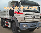6X4 25 van het Noorden van Benz Ton van de Vrachtwagen van de Kipper