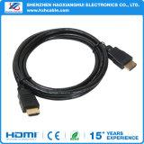 Высокое качество/высокоскоростным кабель 1.4V засаженный золотом HDMI
