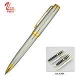 Set de stylo en métal haut de gamme Nouveau stylo à bille roller pour entreprise