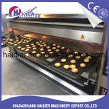 De Oven van het Dek van het Gas van drie Compartiment met Proofer voor het Baksel van het Brood