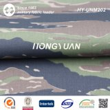 Tissu d'uniforme militaire/tissu de camouflage/tissu de police/tissu de gilet épreuve de remboursement in fine/tissu camouflage de la Grèce