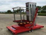 Хорошее платформа воздушной работы Gtwy 9-125 цены алюминиевая (система управления рулем)