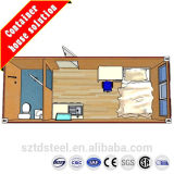 Niedrige Kosten 1 Schlafzimmer-Wohnmobile