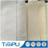 Tessuto del materasso del Knit del jacquard di stirata del poliestere di prezzi all'ingrosso St-Tp26