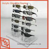 Vitrine de lunettes acrylique