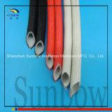 Sunbow, das roten inneren Silikon-Gummi UL-10mm außerhalb Fiberglas-Silikon-Gummi-Fiberglas Sleeving isoliert