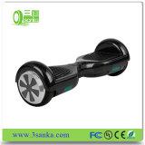 Розовый Электрический самокат Два колеса Hoverboard Off Road