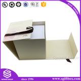 Коробка подарка изготовленный на заказ магнитного картона закрытия упаковывая бумажная