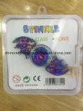Shineme fileur de Chaud-Vente Smfh065 de main de fileur de personne remuante de dragon de mouche de trois lames