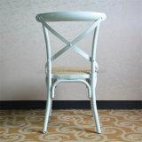 Классицистический металл бистро обедая перекрестный стул (SP-MC059)