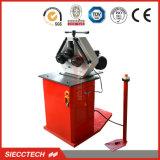 Verticale Horizontale Ronde Buigende Machine (de Staaf van het Staal om Buigmachine RBM50HV)