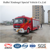 6ton Good Dongfeng Fire Pump Controle Remoto Heavy Duty Water Fire Truck Euro4