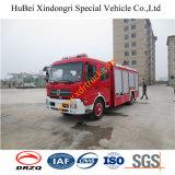 пожарная машина Euro4 воды дистанционного управления насоса 6ton Dongfeng сверхмощная