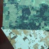 Tecidos de camuflagem Tecido, tecido impresso e revestido, Poly Check Pongee