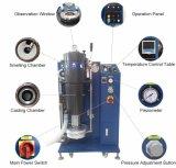 Exportation de la machine avancée de coulée sous vide de bijou