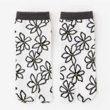 みずみずしい花の木靴の服のTabiの小さいソックス