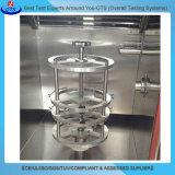 Le xénon allume la chambre d'essai de vieillissement d'altération superficielle par les agents atmosphériques pour le test simulé par lumière du soleil