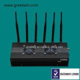3G 4G GPS van WiFi Bluetooth Blocker van het Signaal GPS de Volgende Stoorzender van het Apparaat (GW-JC6)