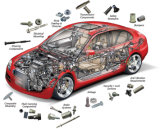 De automobiel TurboTurbocompressor van de Delen van de Uitrusting van de Ring van de Pijp van de Lader