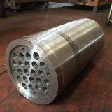 Forja modificada para requisitos particulares del metal