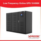 50/60Hz LCD 디스플레이 Gp9335c 10-800kVA 저주파 온라인 UPS