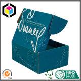 Het vouwen van het Verschepende Vakje van het Document van het Karton van het Karton van het Af:drukken van de Kleur van de Douane