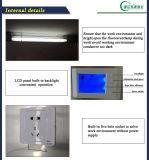 Chemischer Ventilations-Schrank/Dampf-Haube mit Edelstahl