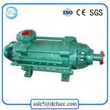 Pompe à incendie centrifuge à plusieurs étages de moteur horizontal principal élevé