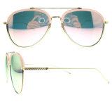 Óculos de sol Handmade feitos sob encomenda do estilo quente por atacado
