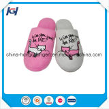 New Design TPR Sole Women Winter Warm Indoor Slippers