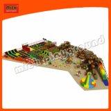 子供の遊園地のためのMichの虹のスライド
