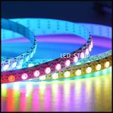 Flexible Streifen-Beleuchtung der Qualitäts-Ws2812 LED