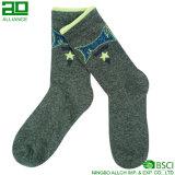 Übungs-athletische Auswirkung-Baumwollmann-Mannschafts-Socken