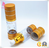 Bottiglie senz'aria delle migliori estetiche di vendita per il materiale da otturazione della lozione di Suntan