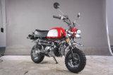 Grote Tank Euro4 van de Fiets 125cc van de Aap van de Motorfiets van Zhenhua de Klassieke