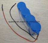 1s4p 3.7V het Pak van de Batterij van het 12500mAh 18650 Lithium