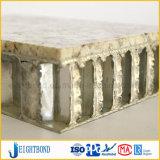 대리석 또는 화강암 또는 석회화 또는 석영 장식 돌 벌집 합성물 위원회